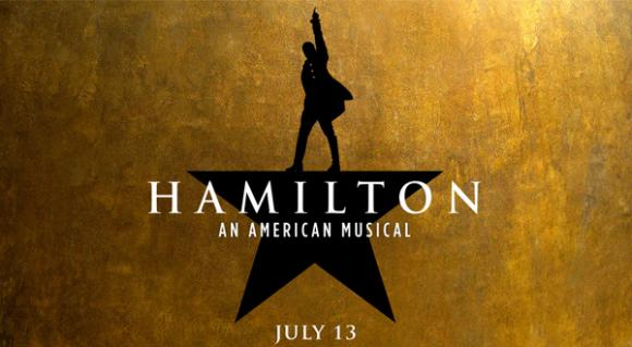 Hamilton at Keller Auditorium