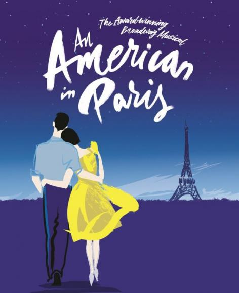 An American in Paris at Keller Auditorium