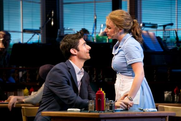 Waitress at Keller Auditorium