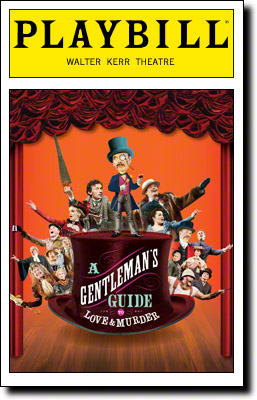 A Gentleman's Guide to Love and Murder at Keller Auditorium