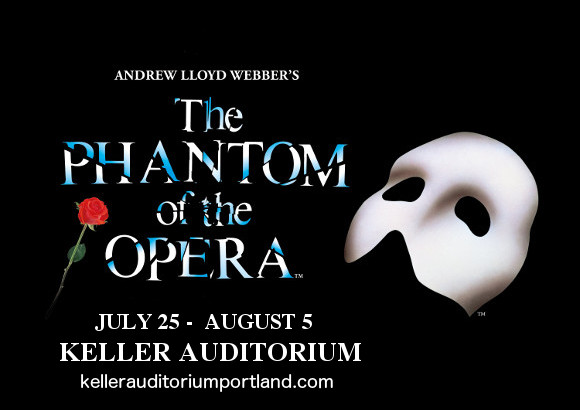 phantom of the opera keller auditorium portland tickets