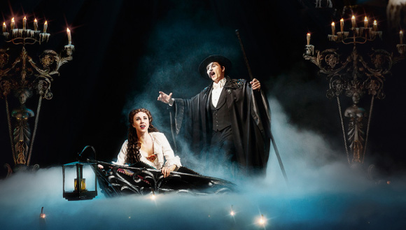 the phantom of the opera broadway portland tickets