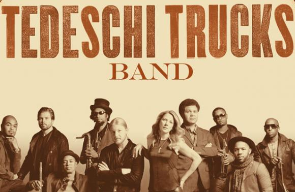 Tedeschi Trucks Band at Keller Auditorium