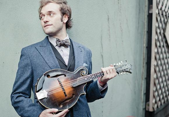 Chris Thile: A Prairie Home Companion at Keller Auditorium
