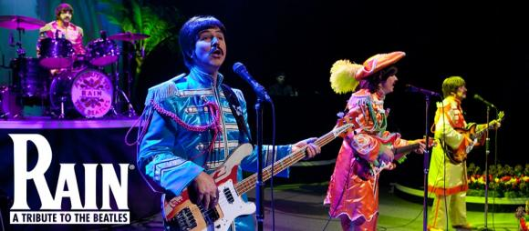 Rain - A Tribute To The Beatles at Keller Auditorium