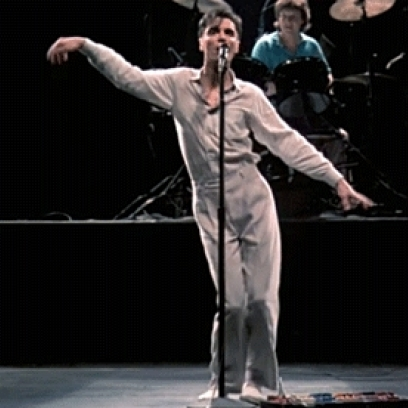 David Byrne at Keller Auditorium