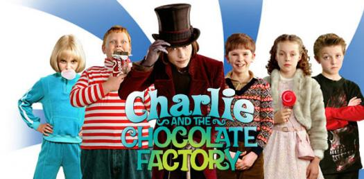 Charlie and The Chocolate Factory at Keller Auditorium