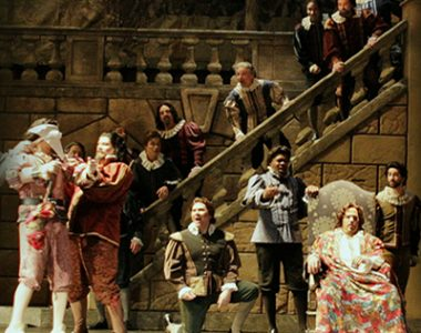 Portland Opera: Rigoletto at Keller Auditorium
