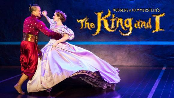 Rodgers & Hammerstein's The King and I at Keller Auditorium