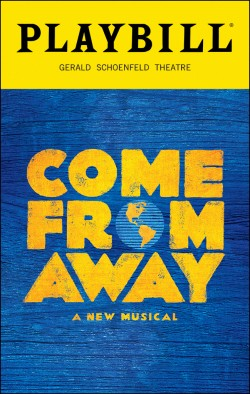 Come From Away at Keller Auditorium