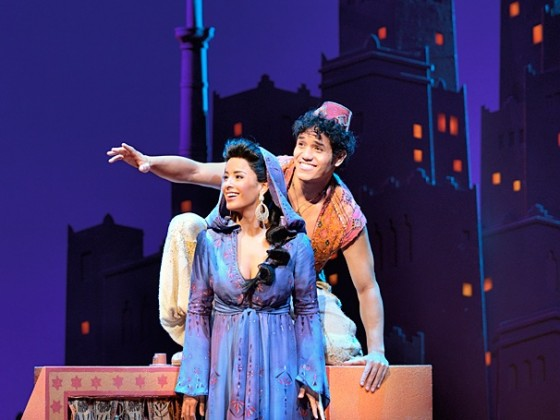 Aladdin at Keller Auditorium