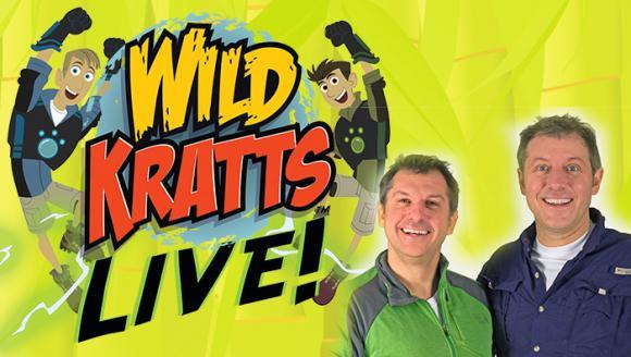 Wild Kratts - Live at Keller Auditorium