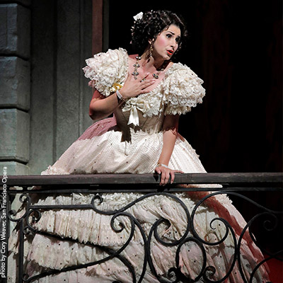 Portland Opera: La Traviata at Keller Auditorium