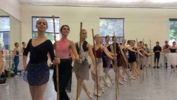Oregon Ballet: Napoli at Keller Auditorium