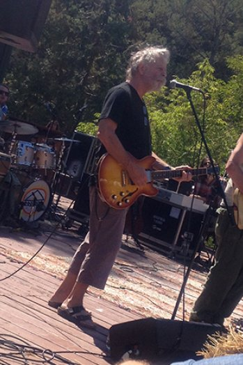 Bob Weir at Keller Auditorium