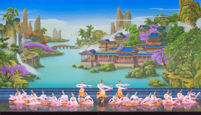 Shen Yun Performing Arts at Keller Auditorium