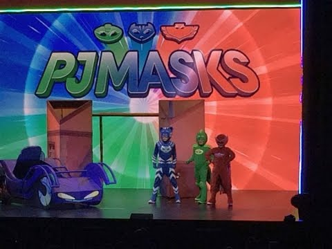 PJ Masks at Keller Auditorium