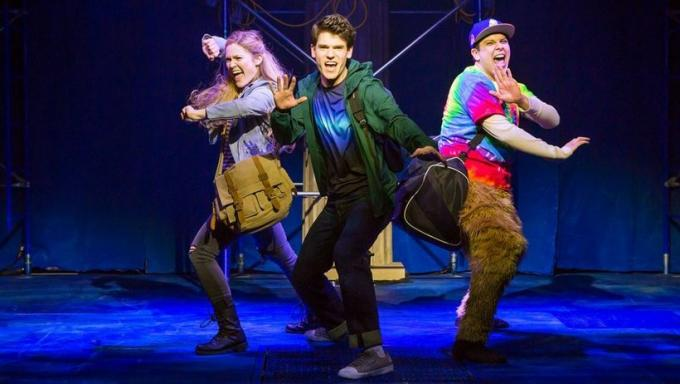 The Lightning Thief at Keller Auditorium