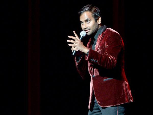 Aziz Ansari at Keller Auditorium
