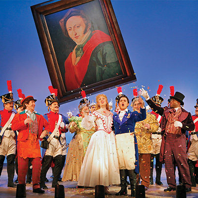Portland Opera: The Barber of Seville at Keller Auditorium