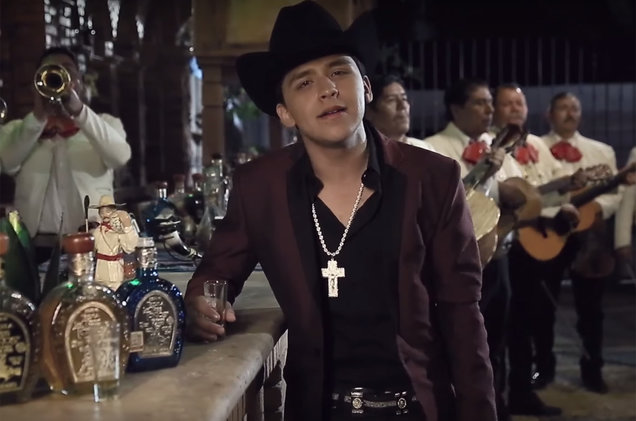Christian Nodal at Keller Auditorium