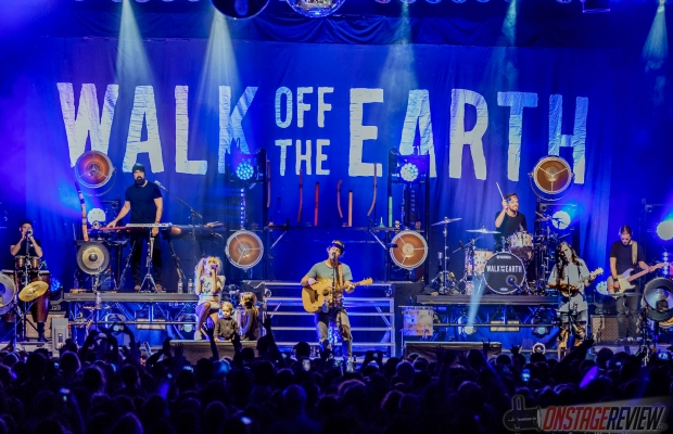 Walk Off The Earth at Keller Auditorium
