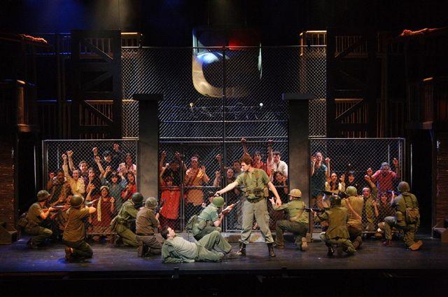 Miss Saigon at Keller Auditorium
