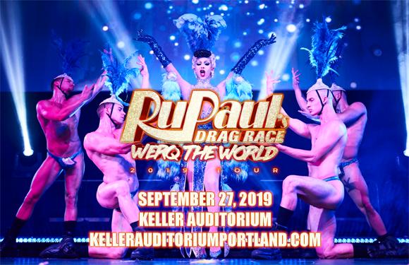 Rupaul's Drag Race at Keller Auditorium