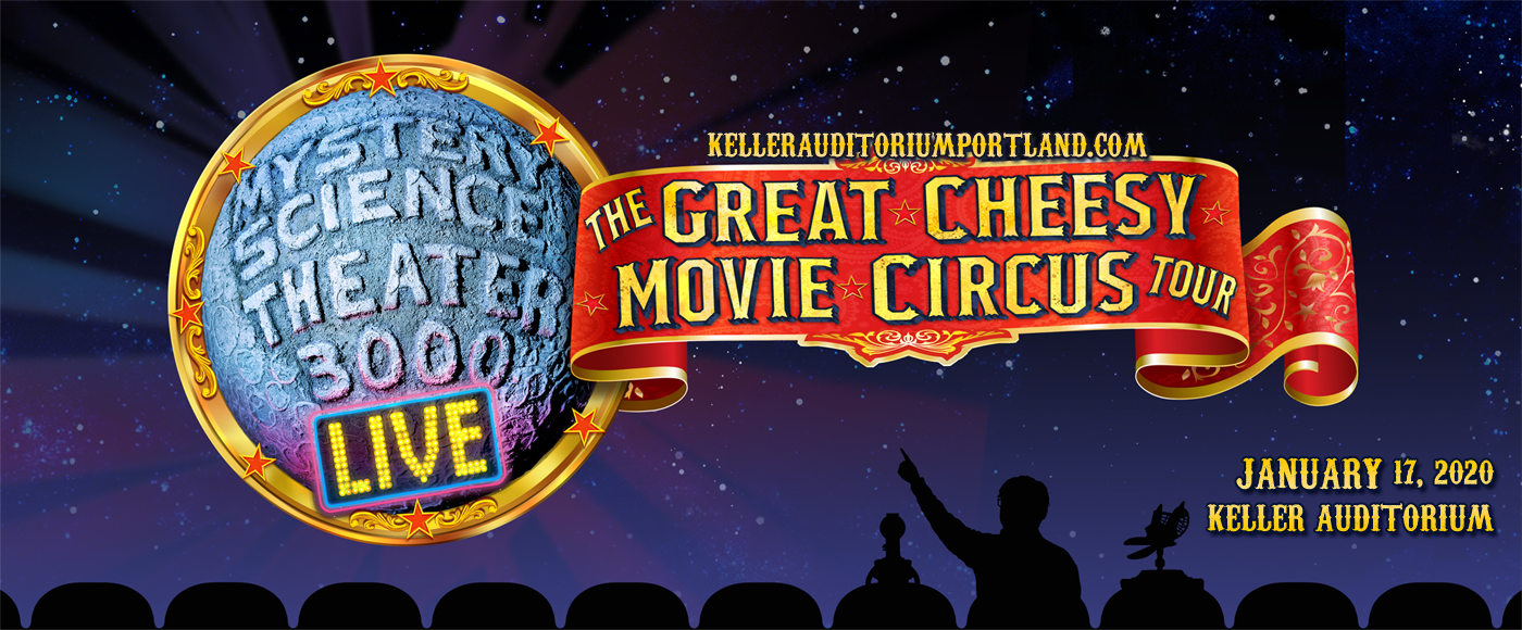 Mystery Science Theater 3000 at Keller Auditorium
