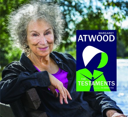 Margaret Atwood & Omar El Akkad at Keller Auditorium