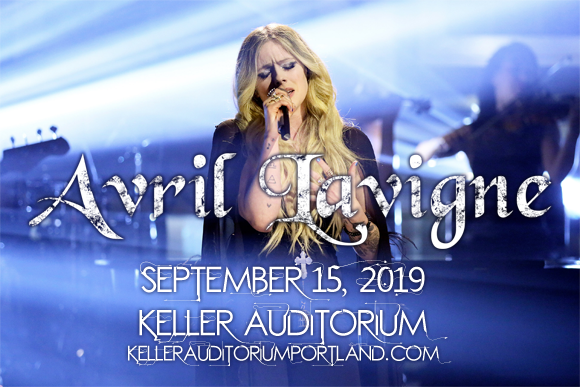 Avril Lavigne at Keller Auditorium