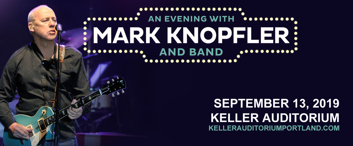 Mark Knopfler at Keller Auditorium