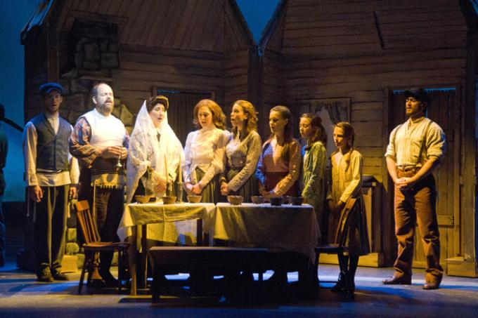 Fiddler On The Roof at Keller Auditorium