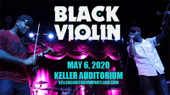 Black Violin at Keller Auditorium