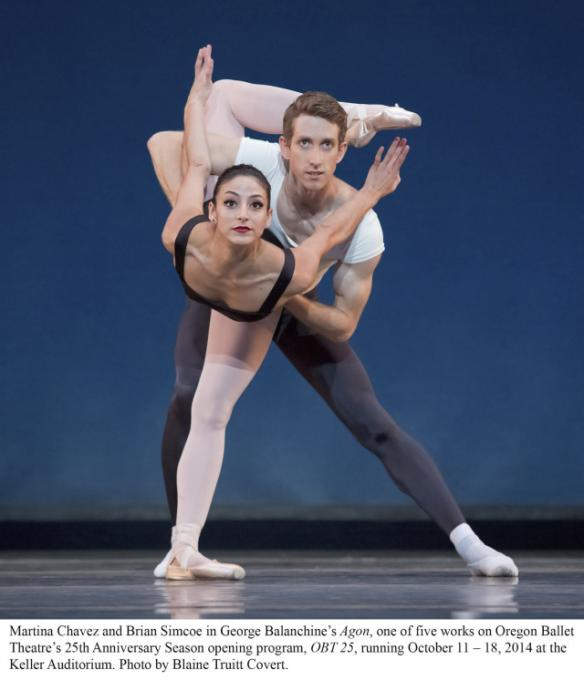 Oregon Ballet Theatre: The Sleeping Beauty at Keller Auditorium