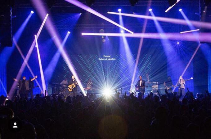 Hillsong Worship at Keller Auditorium