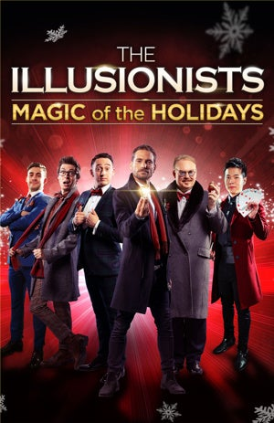 The Illusionists at Keller Auditorium