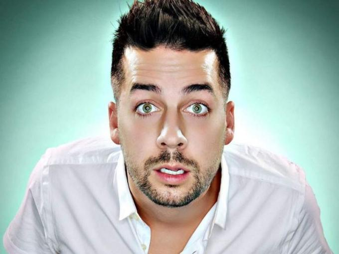 John Crist at Keller Auditorium