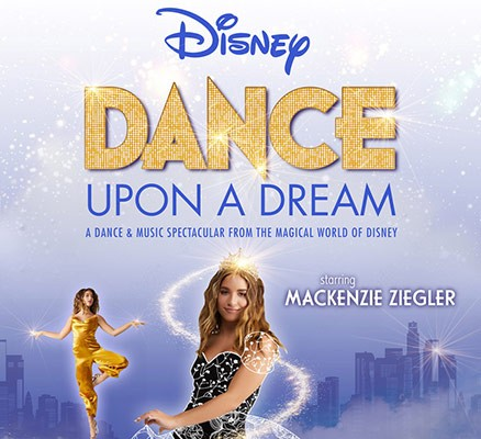 Disney Dance Upon A Dream: Mackenzie Ziegler at Keller Auditorium