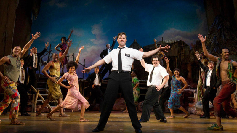 The Book Of Mormon [CANCELLED] at Keller Auditorium