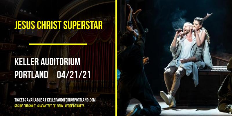 Jesus Christ Superstar at Keller Auditorium