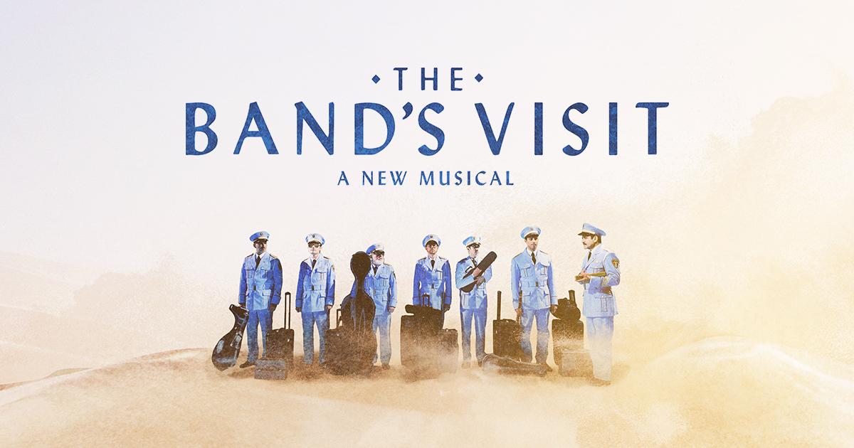 The Band's Visit at Keller Auditorium