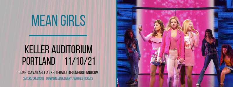 Mean Girls at Keller Auditorium
