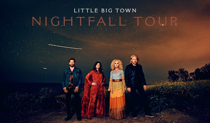 Little Big Town & Caitlyn Smith [CANCELLED] at Keller Auditorium