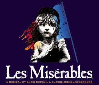 Les Miserables at Keller Auditorium