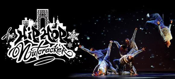 The Hip Hop Nutcracker at Keller Auditorium