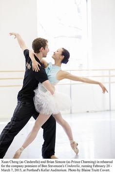 Oregon Ballet: Cinderella at Keller Auditorium