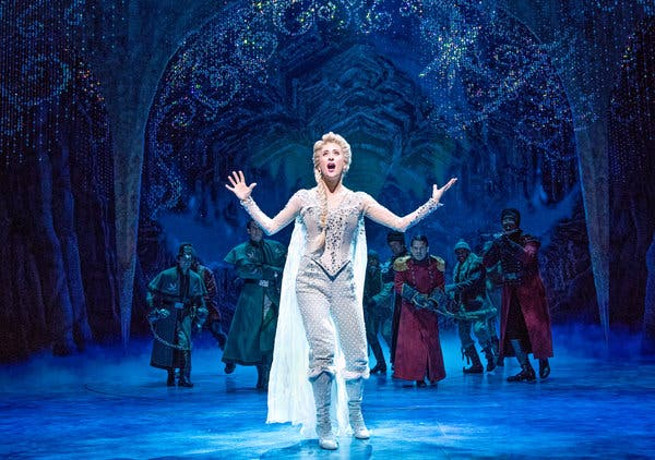 Frozen - The Musical at Keller Auditorium